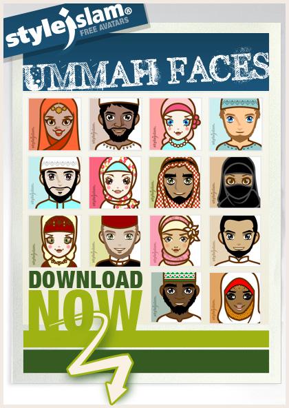صور رمزية إسلامية للتحميل